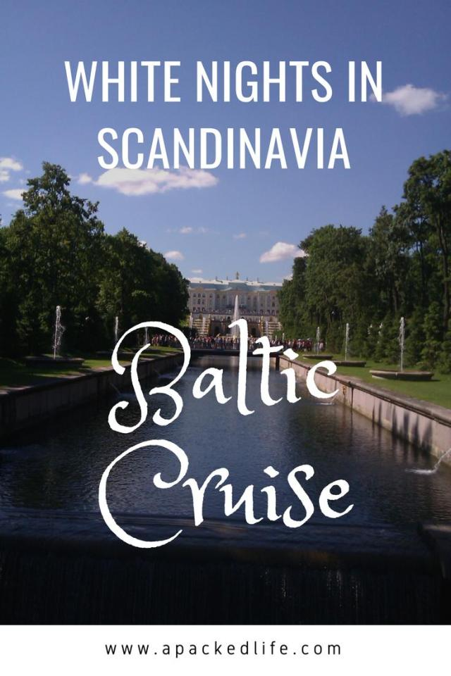 White Nights in Scandinavia - Baltic Cruise - Celebrity Eclipse
