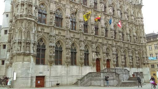 15 Great Things To Do In A Day in Leuven, Belgium - Vist the Gothic Stadhuis