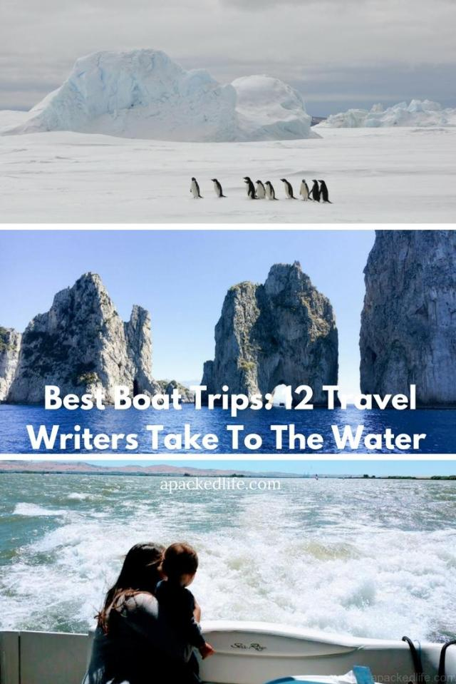 Best Boat Trips - 12 Travel Writers Take To The Water 2