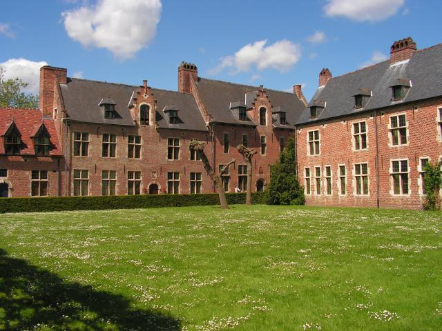 15 Great Things To Do In A Day In Leuven, Belgium - Groot Begijnhof, Grand Beguinage
