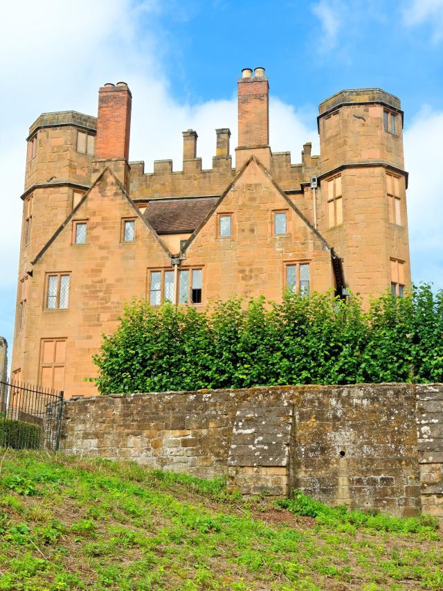 Leicester's Gatehouse, Kenilworth Castle, Kenilworth, Warwickshire