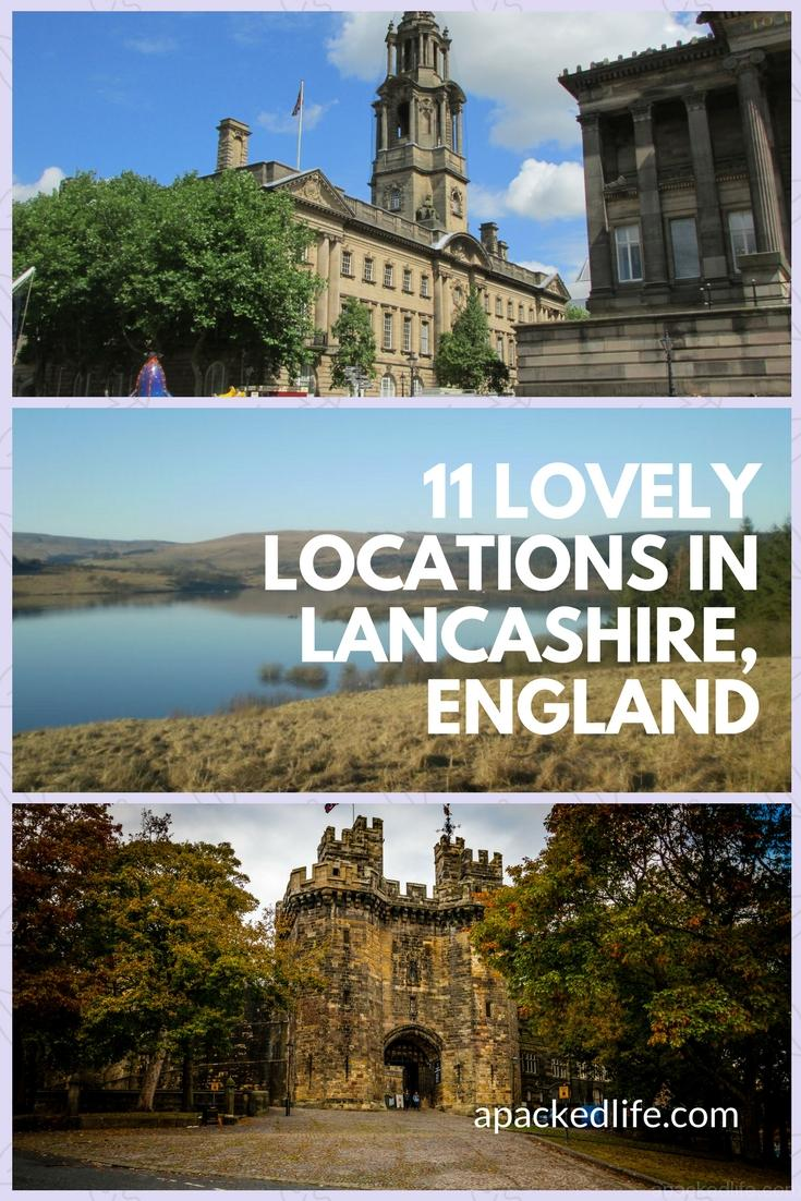 11 Lovely Locations In Lancashire England