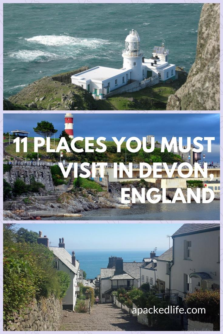 11 Places You Must Visit in Devon, England
