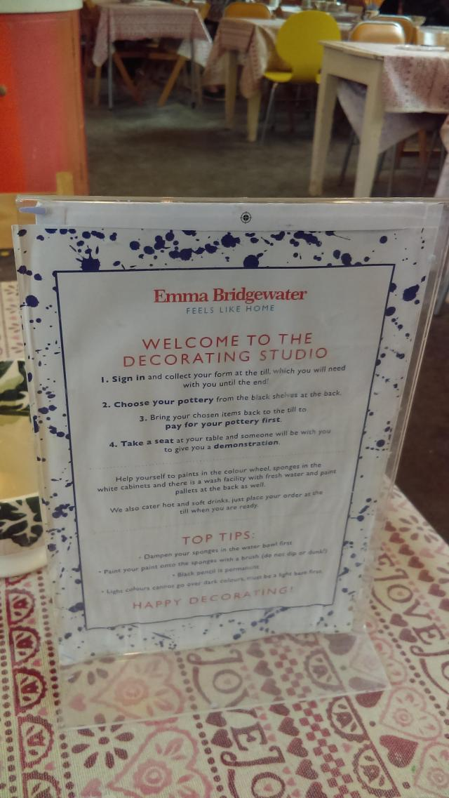 Emma Bridgewater Factory Visit - Day Trip To Stoke-On-Trent - Factory Site