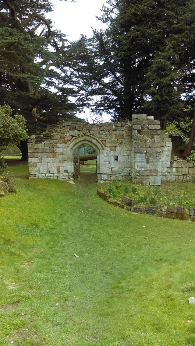 7 Warwickshire Gems To Visit In The Forest Of Arden - Priory Ruins at Wroxall Abbey