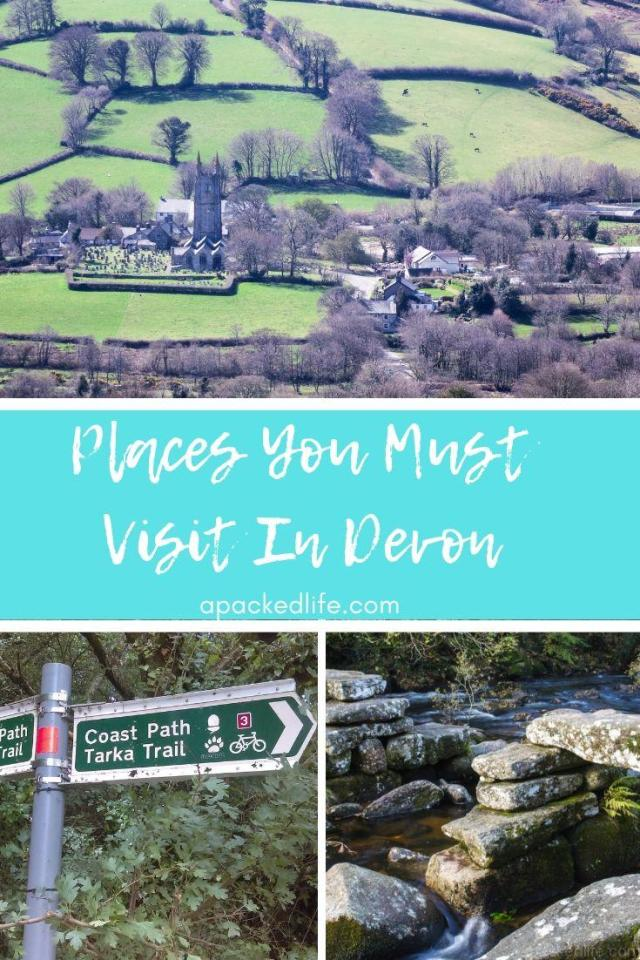Places You Must Visit in Devon, England