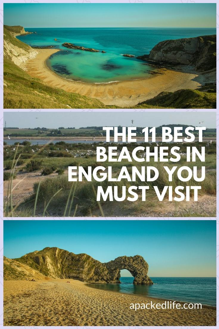 The 11 Best Beaches In England You Must Visit