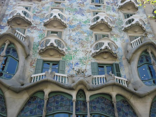 11 Amazing Cities For Architecture Lovers: Barcelona