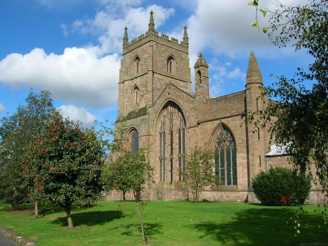 15 Heartwarming Things To Do In Herefordshire - Leominster Priory