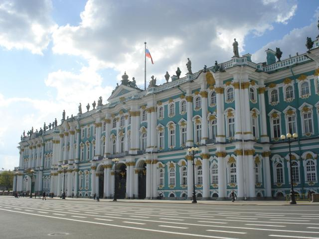 11 Amazing Cities For Architecture Lovers: St Petersburg