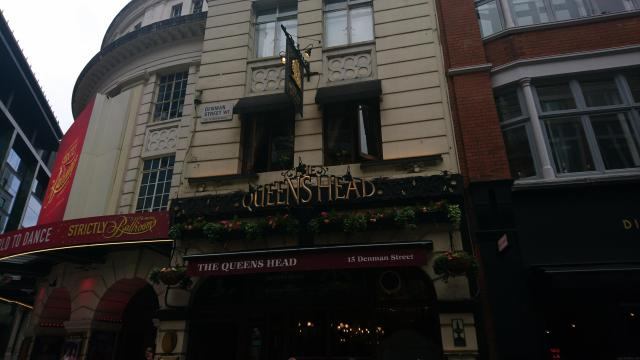 6 Superbly Traditional London Pubs Off The Tourist Trail - The Queen's Head