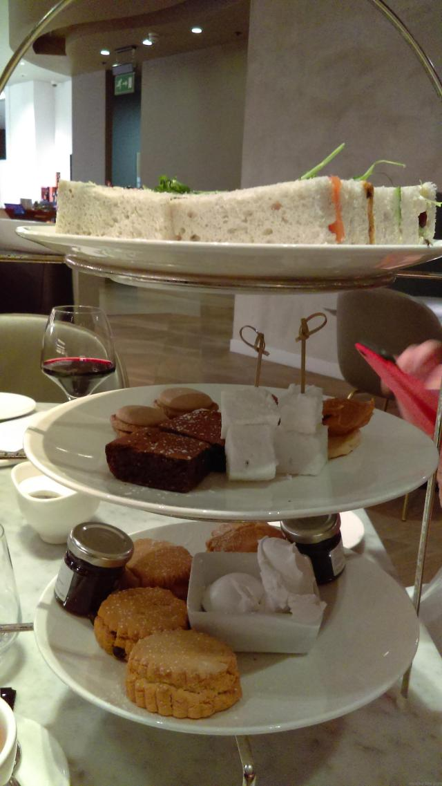 The Best Afternoon Tea Experiences Around The World - Harvey Nichols, Birmingham - A Packed Life