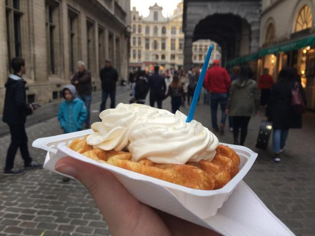 The Very Best of Belgium - Great Places And Experiences - Belgian Waffles by Brianna from Archives of Adventure