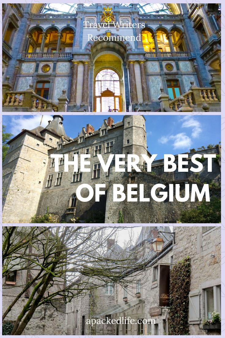 The Very Best of Belgium - Great Places And Experiences