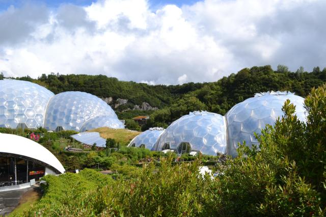 11 Things To Do In Cornwall, Land of Myths and Legends - Eden Project