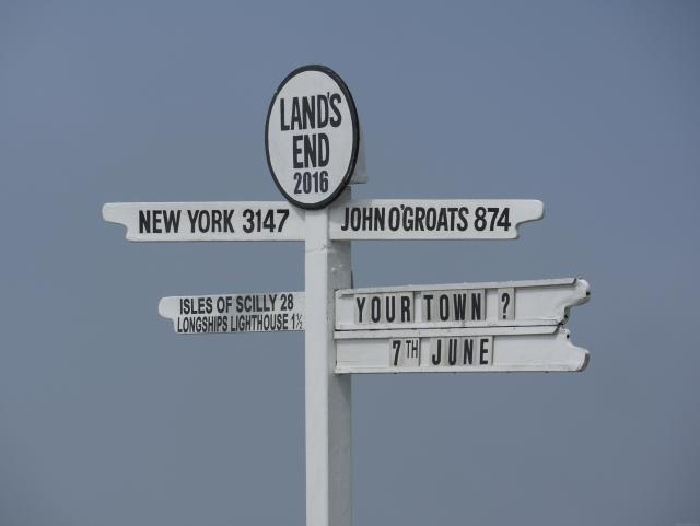 11 Things To Do In Cornwall, Land of Myths and Legends - Land's End