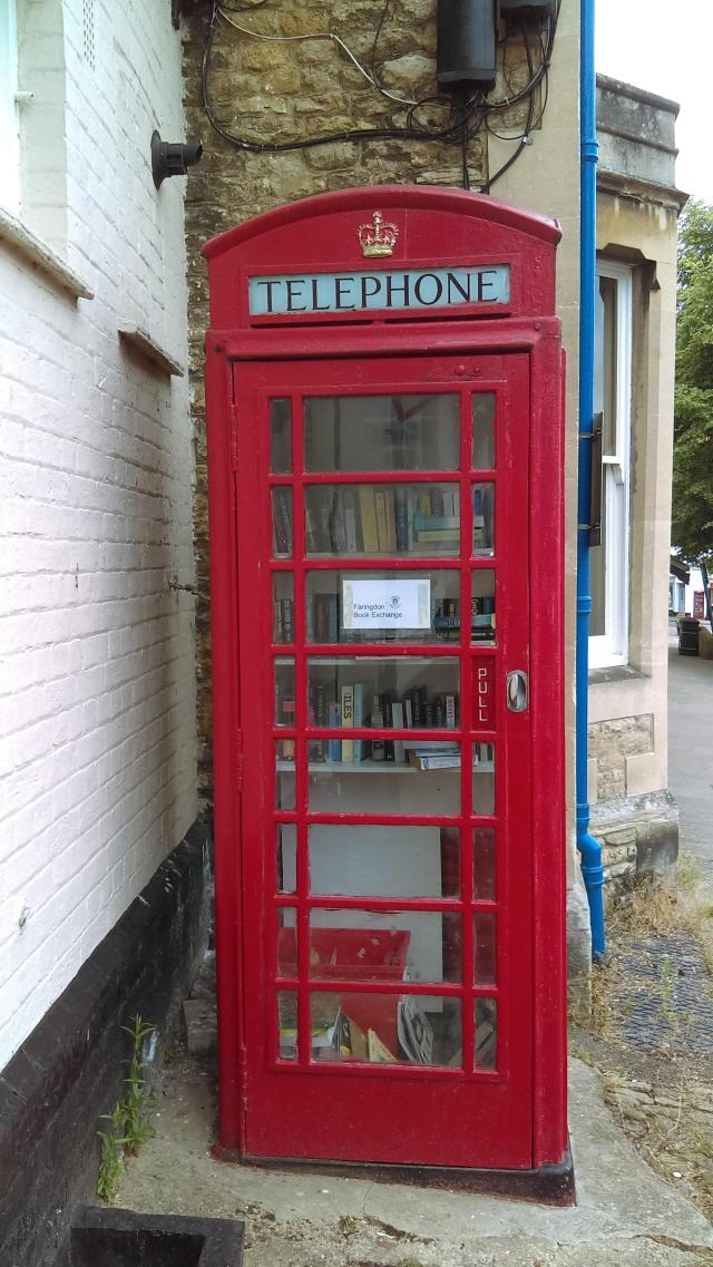 15 Hidden Treasures In The Vale Of White Horse, Oxfordshire - Faringdon Book Exchange