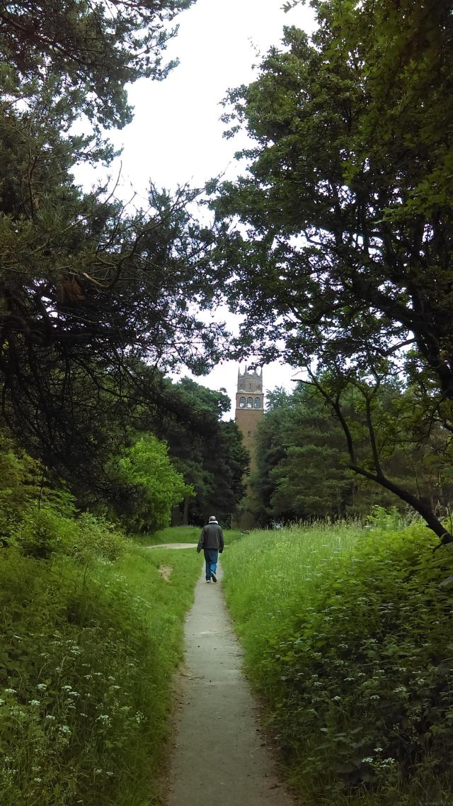 Finding Follies: Traveling In Search Of England's Eccentricities - Faringdon Folly