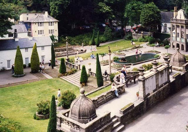 Finding Follies: Traveling In Search Of England's Eccentricities - Portmeirion