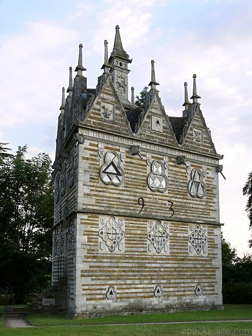 Finding Follies: Traveling In Search Of England's Eccentricities - Rushton Triangular Lodge