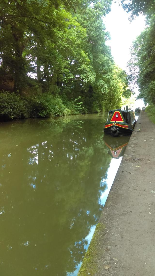 21 Fascinating Things To Do In Warwickshire - Grand Union Canal Above Hatton Locks