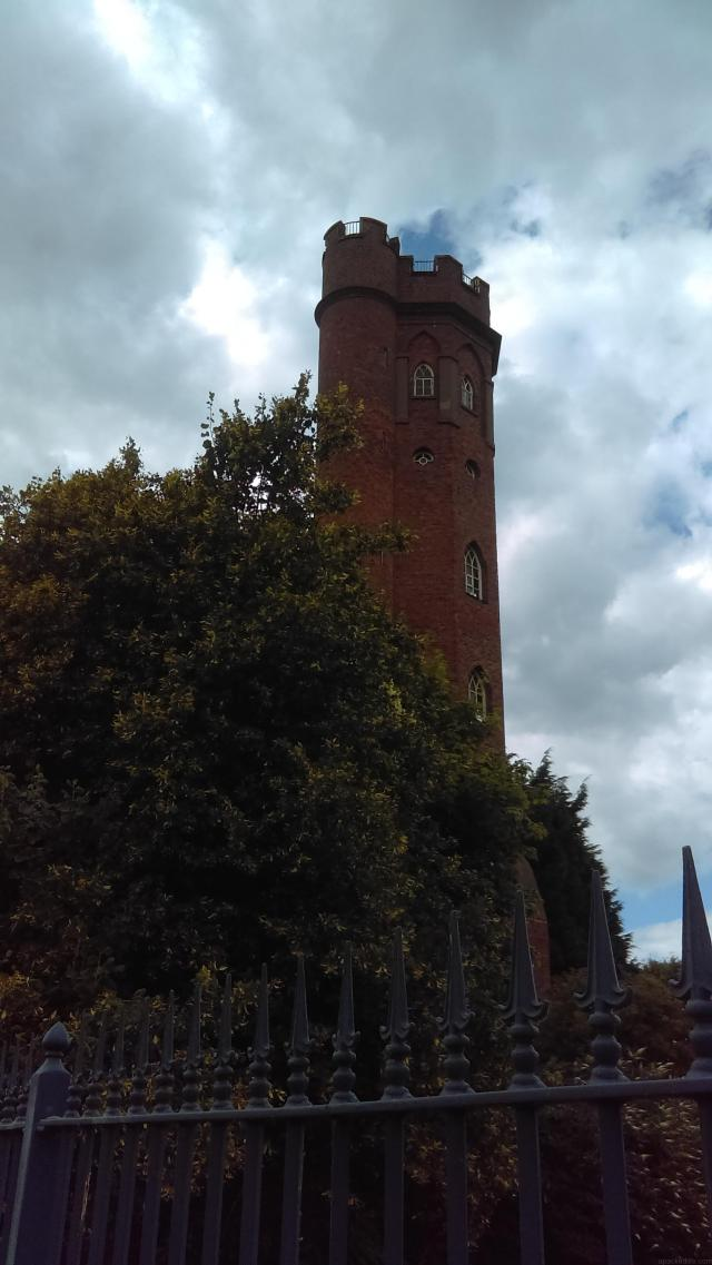 Taking the Tolkien Trail in Birmingham - Exploring Marvelous Middle Earth - Tolkien Trail, Perrott's Folly, Birmingham