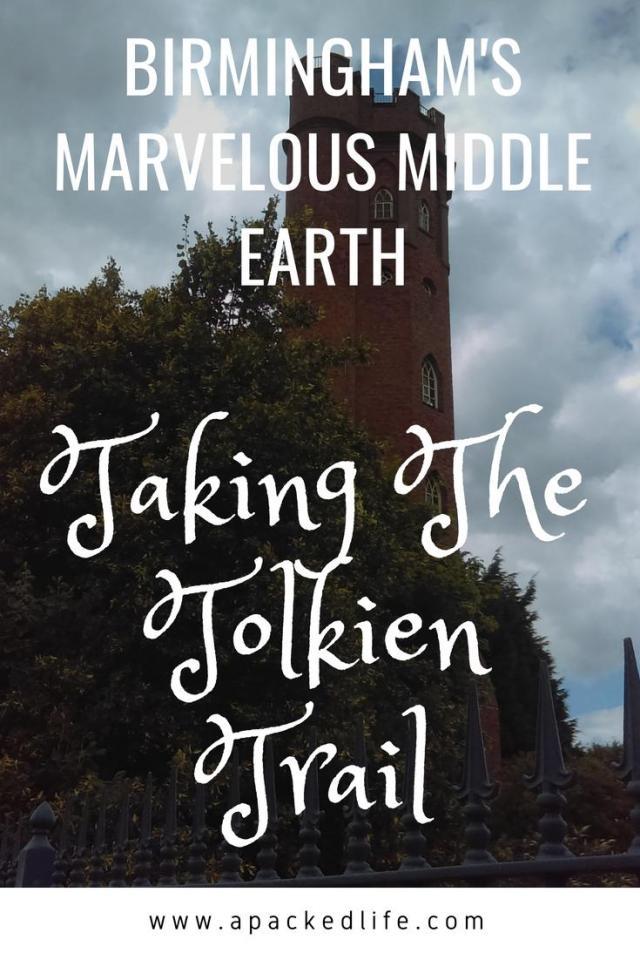 Taking the Tolkien Trail in Birmingham - Exploring Marvelous Middle Earth - Perrott's Folly