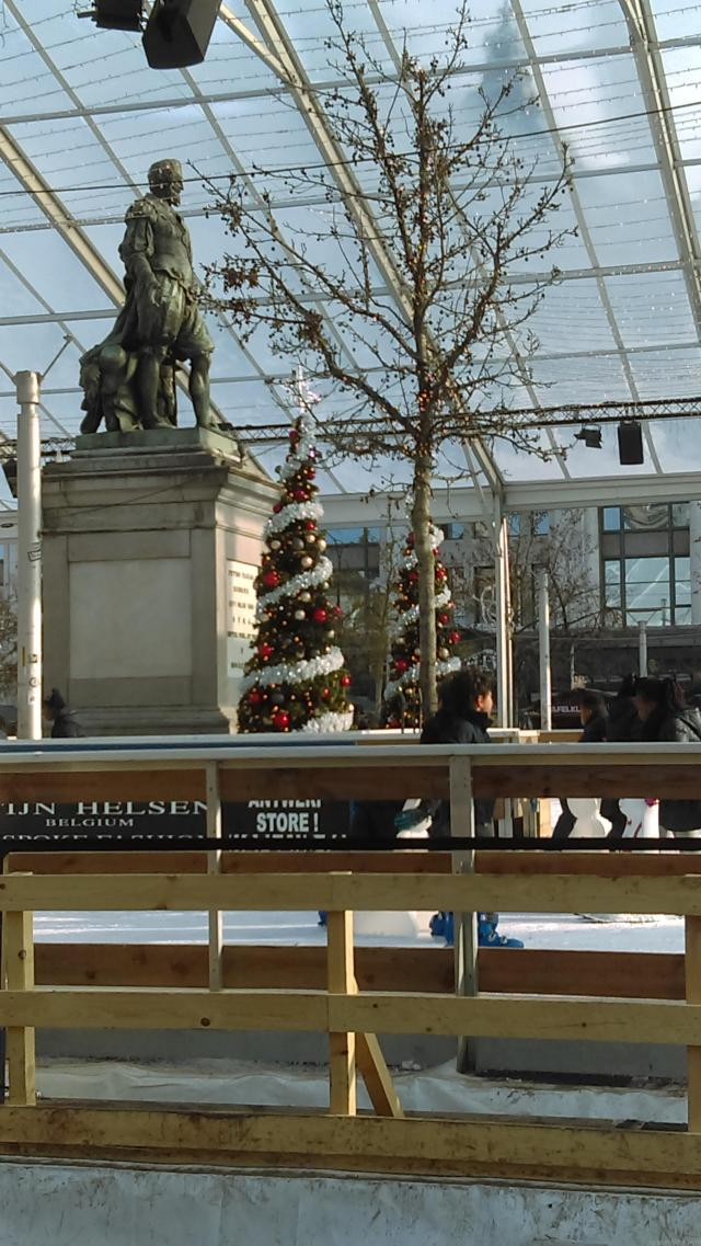 Absolutely Awesome Things To Do In Antwerp - Kerstmarkt