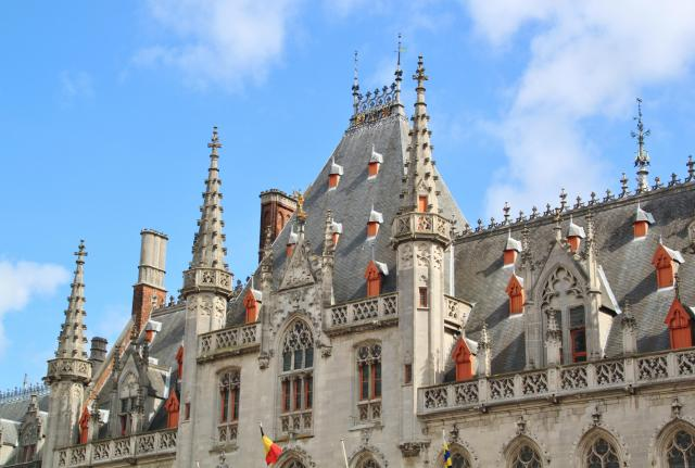 What To Do In Bruges In Just One Day - Stadhuis