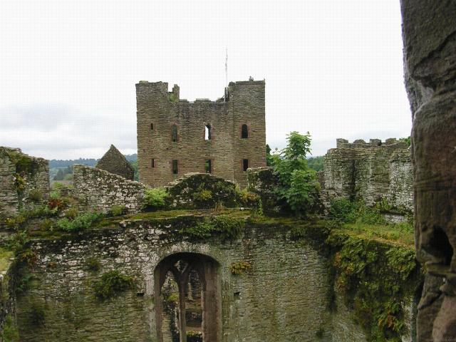 48 hours in the Welsh Marches land of conquests and castles - Ludlow Castle