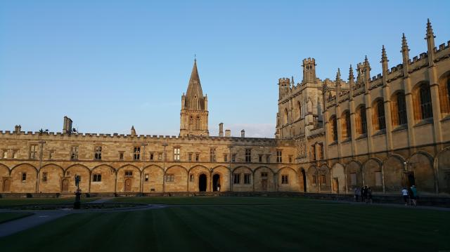 10 Day UK Trip Itinerary - 5 Beautiful Itineraries For Your Visit - Oxford