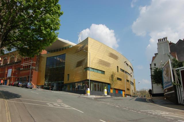 7 Cool Bucket List UK Destinations For Music Lovers - Colston Hall, Bristol