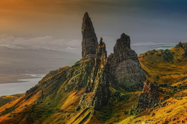 Britain's Most Scary Haunted And Haunting Places - Isle of Skye