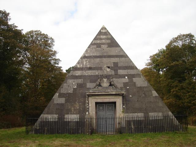 Britain's Most Scary Haunted And Haunting Places - Mausoleum at Blickling