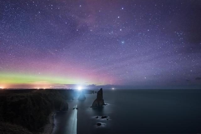 Stargazing UK - Where To See The Best Night Skies - Northern Lighst