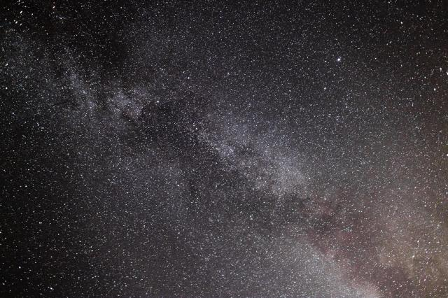 Stargazing UK - Where To See The Best Night Skies - The milky way