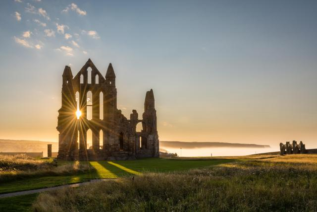 Undiscovered Places In England: Ruins of Whitby Abbey