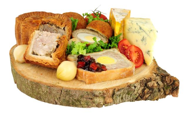 Great Eats of Britain: 61 Traditional British Foods To Try On Your Travels - Pork Pie, Scotch Egg and Stilton