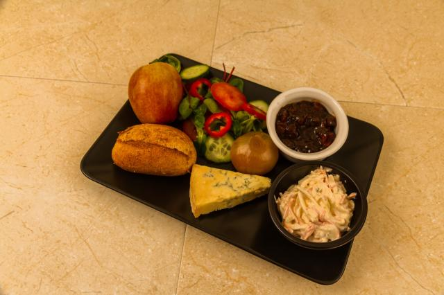 Great Eats of Britain: 61 Traditional British Foods To Try On Your Travels - Ploughman's Lunch