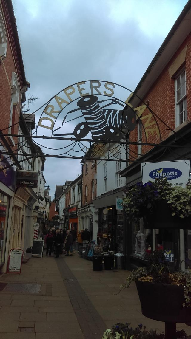 Discovering Herefordshire's Hidden Black And White Villages - Leominster, Herefordshire