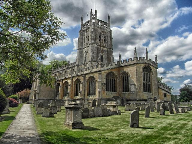 Visiting The 21 Prettiest Towns And Villages In The Cotswolds - church, Fairford
