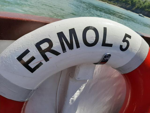 The Ermol 5 Dolphin Spotting Boat Trips, New Quay, Ceredigion, Wales