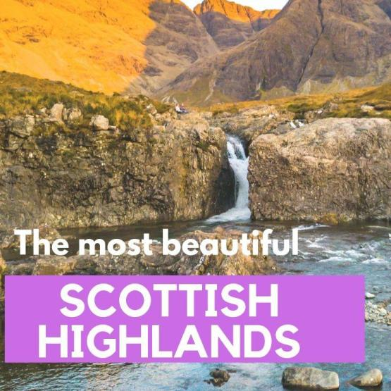 Scottish Highlands Itinerary