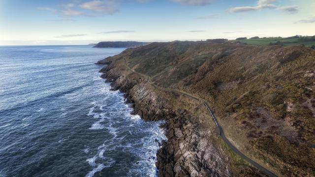 Wales Coast Path - Longland Bay to Caswell Bay