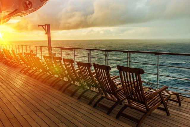 Insider Cruise Tips For First Timers - steamer chairs on deck