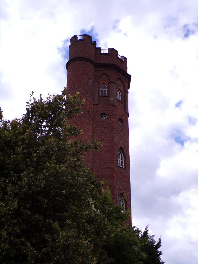 Perrott's Folly, Tolkien Trail, Birmingham