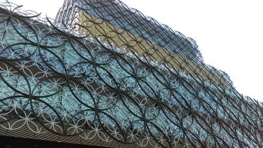Library of Birmingham, Birmingham UK