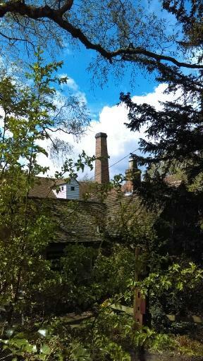 Sarehole Mill, Tolkien Trail, Birmingham UK