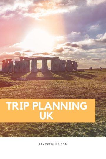 Trip Planning UK