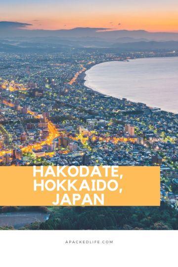 Hakodate Attractions Hokkaido Japan